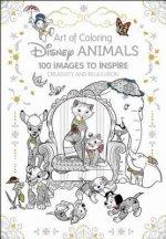Art Therapy: Disney Animals