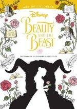 Art of Coloring: Beauty and the Beast: 100 Images to Inspire Creativity and Relaxation