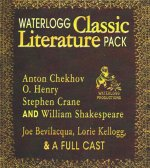 Waterlogg Classic Literature Pack: Anton Chekhov, O. Henry, Stephen Crane, and William Shakespeare