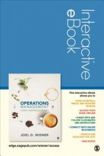 Operations Management Interactive eBook: A Supply Chain Process Approach