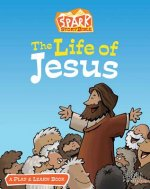 The Life of Jesus: A Spark Story Bible Play and Learn Book