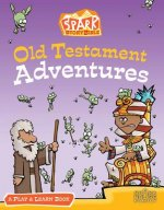 Old Testament Adventures: A Spark Story Bible and Learn Book