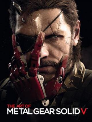 Art Of Metal Gear Solid V
