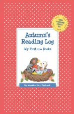 Autumn's Reading Log: My First 200 Books (Gatst)