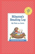 Rihanna's Reading Log: My First 200 Books (Gatst)