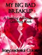 My Big Bad Breakup: A Healing Affirmations Coloring Book