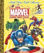 Marvel Little Golden Book Collection (Marvel)