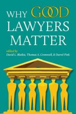 Why Good Lawyers Matter
