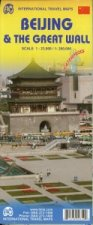 Beijing  & The Great Wall 1 : 23 000 / 280 000