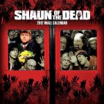 Shaun of the Dead Wall Calendar