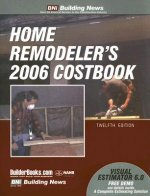 Building News Home Remodeler's Costbook