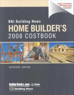 Bni Building News Home Builder's Costbook