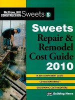 Sweets Repair & Remodel Cost Guide