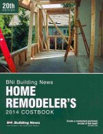 BNI Building News Home Remodeler's Costbook