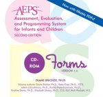 Assessment, Evaluation, and Programming System for Infants and Children (AEPS(R)), Second Edition, Forms CD-ROM