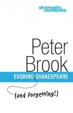Evoking (and Forgetting) Shakespeare