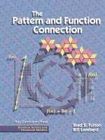 The Pattern and Function Connection