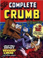 The Complete Crumb Comics: The Mid-1980s: More Years of Valiant Struggle