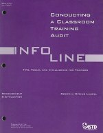 Conducting a Classroom Training Audit