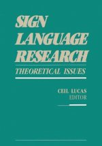 Sign Language Research: Theoretical Issues
