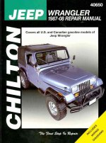 Jeep Wrangler: 1987-08 Repair Manual