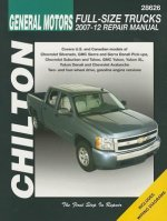 Chilton's General Motors Full-Size Trucks 2007-12 Repair Manual