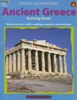 Ancient Greece Activity Book: Hands-On Arts, Crafts, Cooking, Research, and Activities
