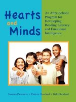 Hearts and Minds: An Afterschool Program for Developing Reading Literacy and Emotional Intelligence