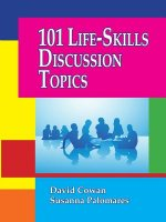 101 Life-Skills Discussion Topics