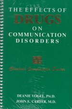 The Effects of Drugs on Communication Disorders