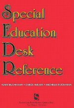 Special Education Desk Reference