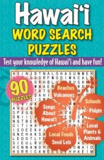 Hawaii Word Search Puzzles