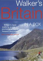 Walker's Britain in a Box: Britain's Best Walking Guide on Pocketable Cards