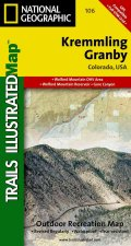 Kremmling / Granby: Trails Illustrated - Recreation Maps