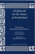 Al-Ghazzali on the Duties of Brotherhood