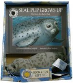 Seal Pup Grows Up: The Story of a Harbor Seal [With Stuffed Harbor Seal Pup]