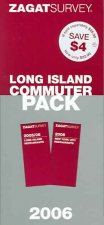 Zagat Long Island Commuter Pack