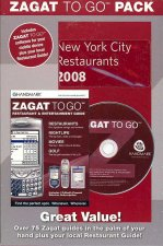 Zagat New York City Restaurants [With Zagat to Go Software]