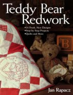 Teddy Bear Redwork - Print on Demand Edition