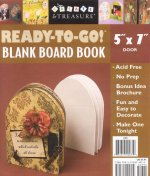 Ready-To-Go! Door Blank Board Book