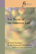 The Shape of the Christian Life