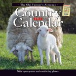 The Old Farmer's Almanac 2016 Country Calendar