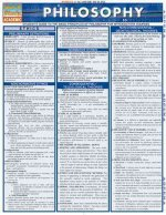 Philosophy Laminate Reference Chart: Student's Guide to the Basic Principles of Philosophy for Introductory Courses