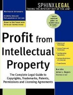 Profit from Intellectual Property: The Complete Legal Guide to Copyrights, Trademarks, Patents, Permissions and Licensing Agreements