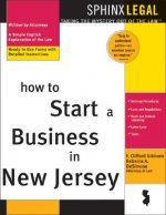 How to Start a Business in New Jersey, 2e