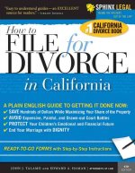 File for Divorce in California