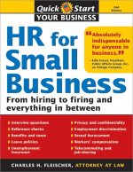 HR for Small Business: An Essential Guide for Managers, Human Resources Professionals, and Small Business Owners