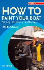 How to Paint Your Boat: Painting, Varnishing, Antifouling