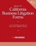 Library of California Business Litigation Forms
