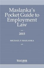 Maslanka's Pocket Guide to Employment Law